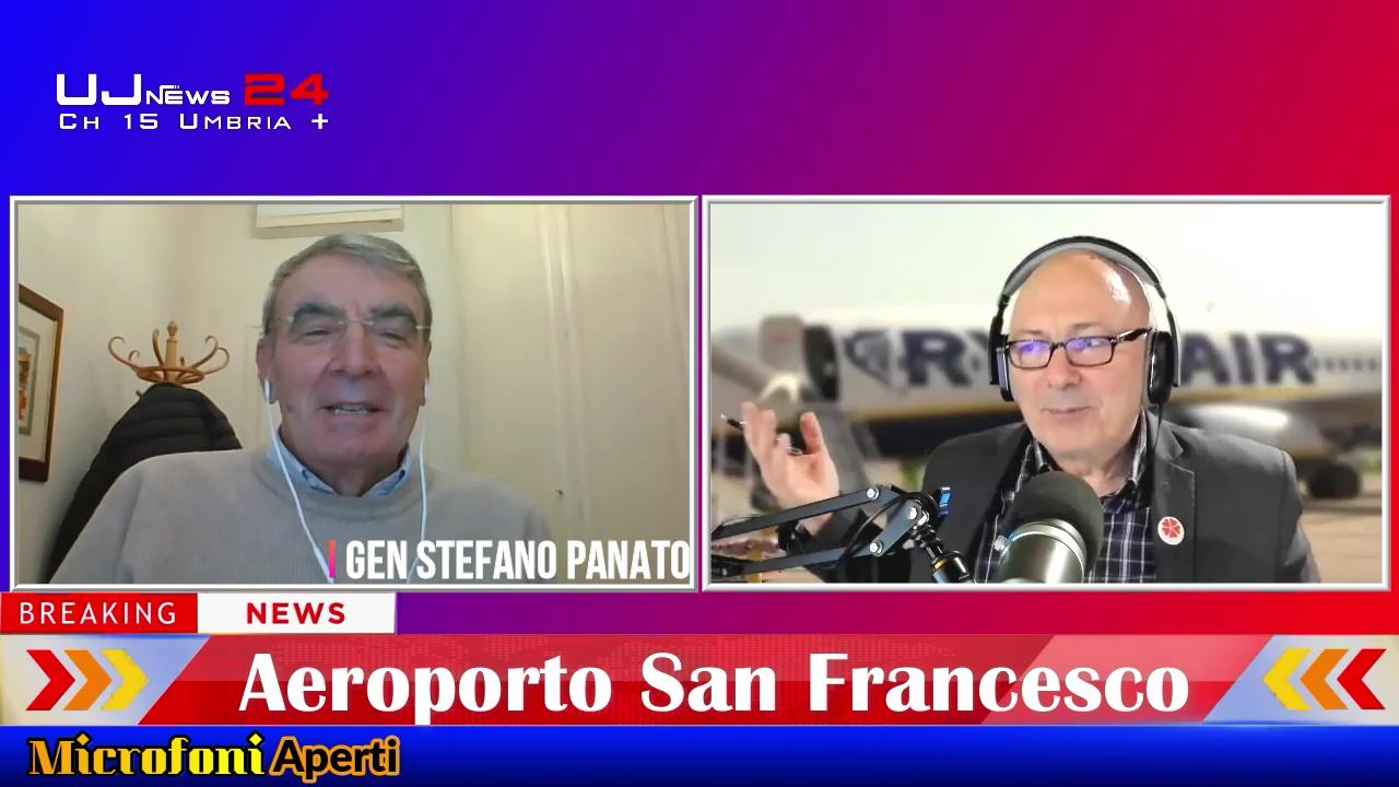 Si torna a volare da aeroporto intervista a Stefano Panato presidente Sase