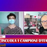 Plesso scolastico di Ospedalicchio vince BiciScuola, le interviste