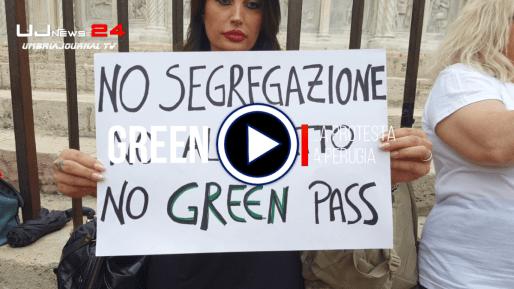 """No green pass, la lotta continua. """"Tutti in piazza il 31 luglio"""""""
