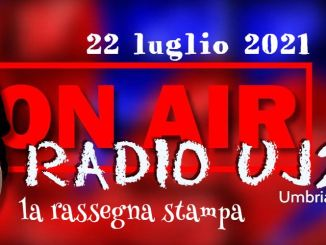Radio Uj24 - Rassegna stampa audio, podcast da scaricare, del 22 luglio 2021