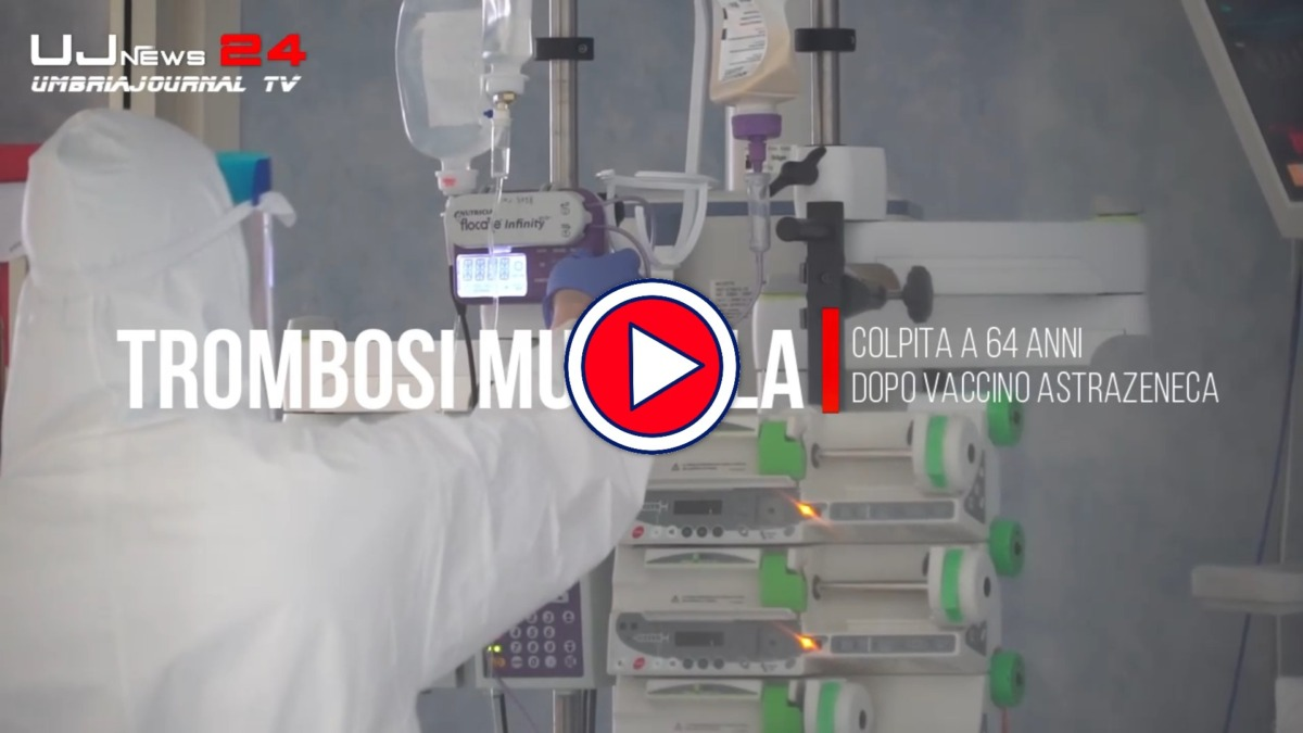 Tg dell'Umbria, il Telegiornale della sera, ultime notizie video 23.07.2021