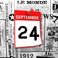 Rassegna stampa del 24 settembre 2021 prime pagine dei giornali in pdf