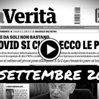 Rassegna stampa video, sfogliabile del 16 settembre 2021