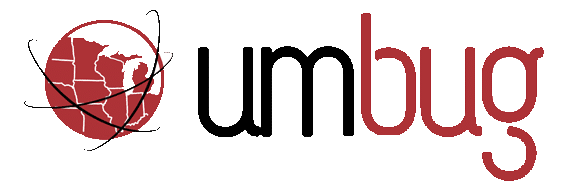 Recent UMBUG Website Enhancements