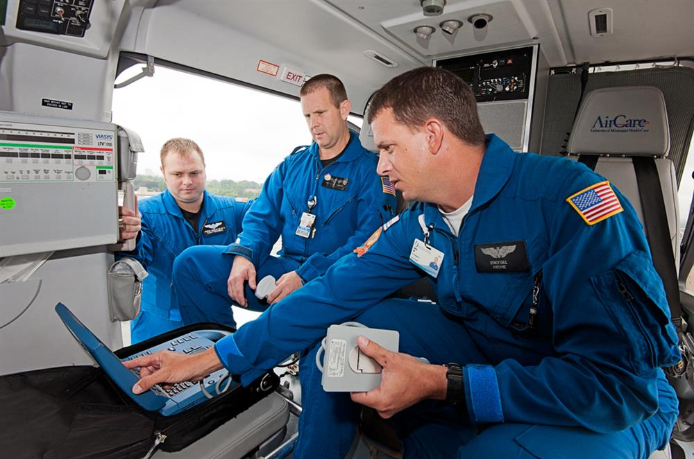 Aircare S Critical Care Paramedics To Offer Advanced Life