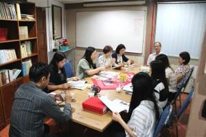 IMG 8834 meitu 5 - 国立台湾大学教授、助理教授及研究生到访马大中文系
