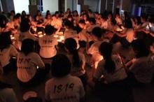 大家围坐在一起,说出心声。