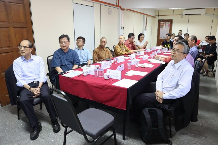 IMG 3072 - 台湾南华大学参访团莅临本系