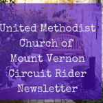 May 2021 Circuit Rider Newsletter is ready to view