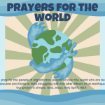 Prayers for our world