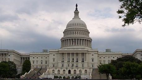 1997 – First Capitol Hill Visit