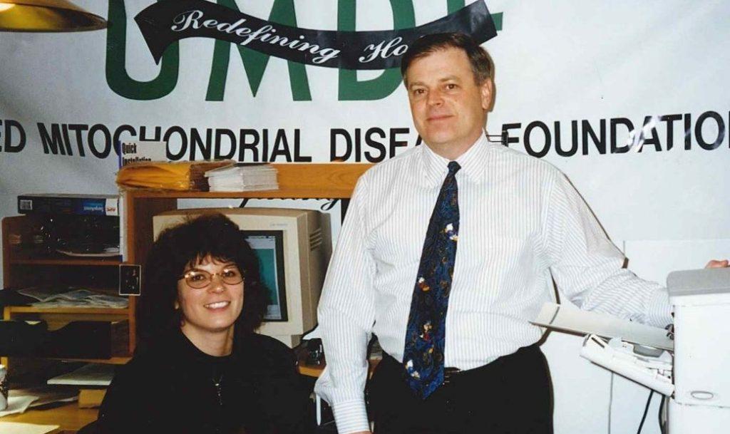 1997 – First UMDF Employee