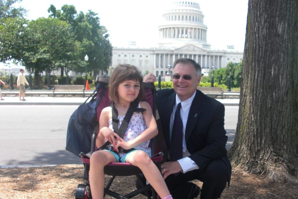 2009 – First Day on the Hill