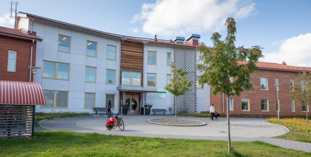 City-run elderly care home in Ersboda. -Umeå Kommun