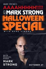 Mark Strong's AAAAHHHHH!!!!! It's the Mark Strong Halloween Special (with Mark Strong)