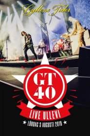 Gyllene Tider: GT40 live Ullevi