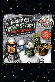 The Aquabats! Kooky Spooky Halloween Party