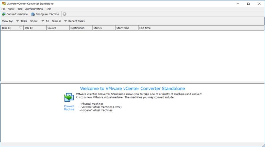 P2V ve V2V Geçişi için VMware Converter Nasıl Kullanılır?