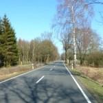 Spätwinter an der Elbe zwischen Wittenberge und Dömitz