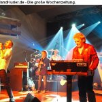 SAGA Konzert in Brilon (Alme)