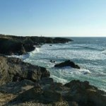 Erster Tag in Portugal – Sonne und Meer