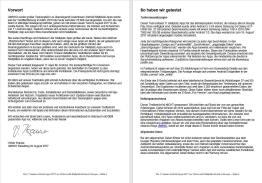 E-Book Leseprobe Seite 3 & 4