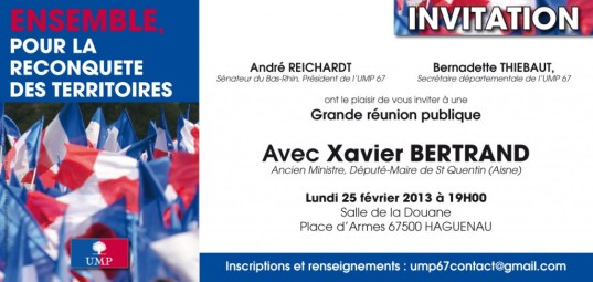 Invitation Xavier BERTRAND.indd