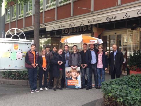 Campagne JUMP CDU Karlsruhe 21-09-13