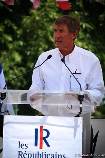 Georges SCHULER Fête champêtre des Républicains 2015 (7)