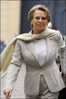 ALLIOT MARIE Michèle - Député européen