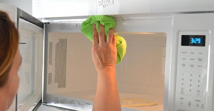Como tirar amarelado dos eletrodomésticos