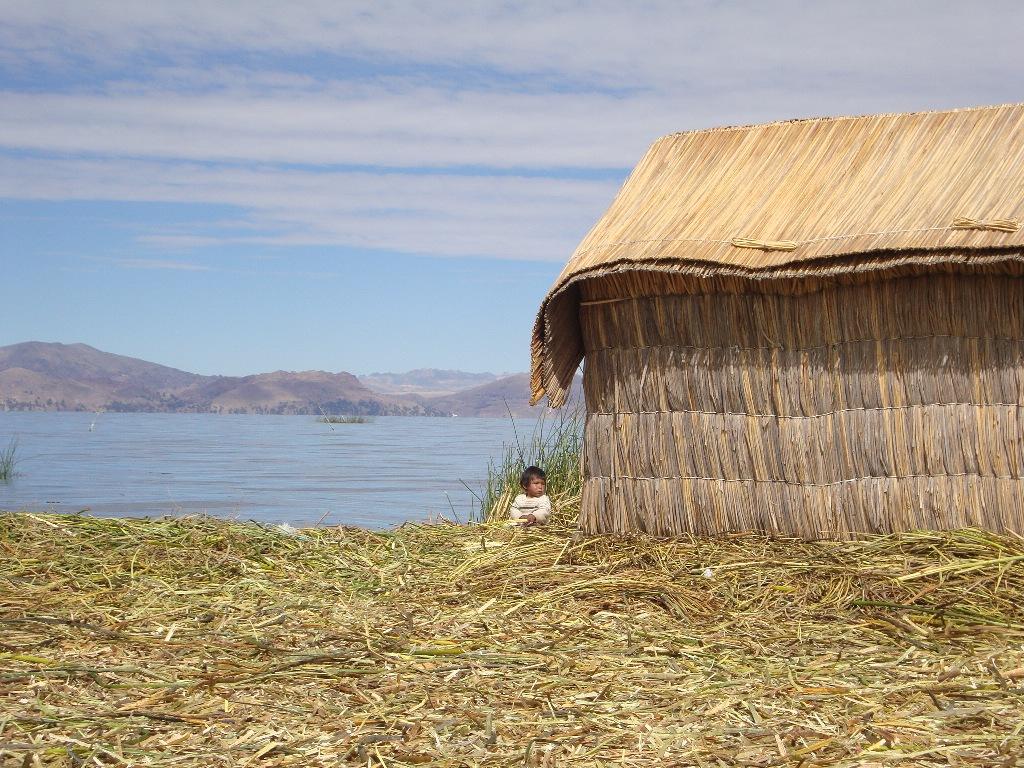 Isla de Uros - Peru