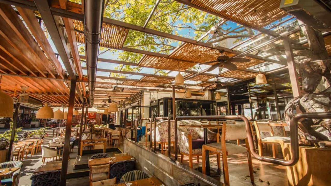 Onde comer em Santiago: Patio Bellavista | Um Viajante
