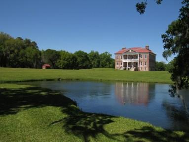 Drayton Hall in Charleston, SC