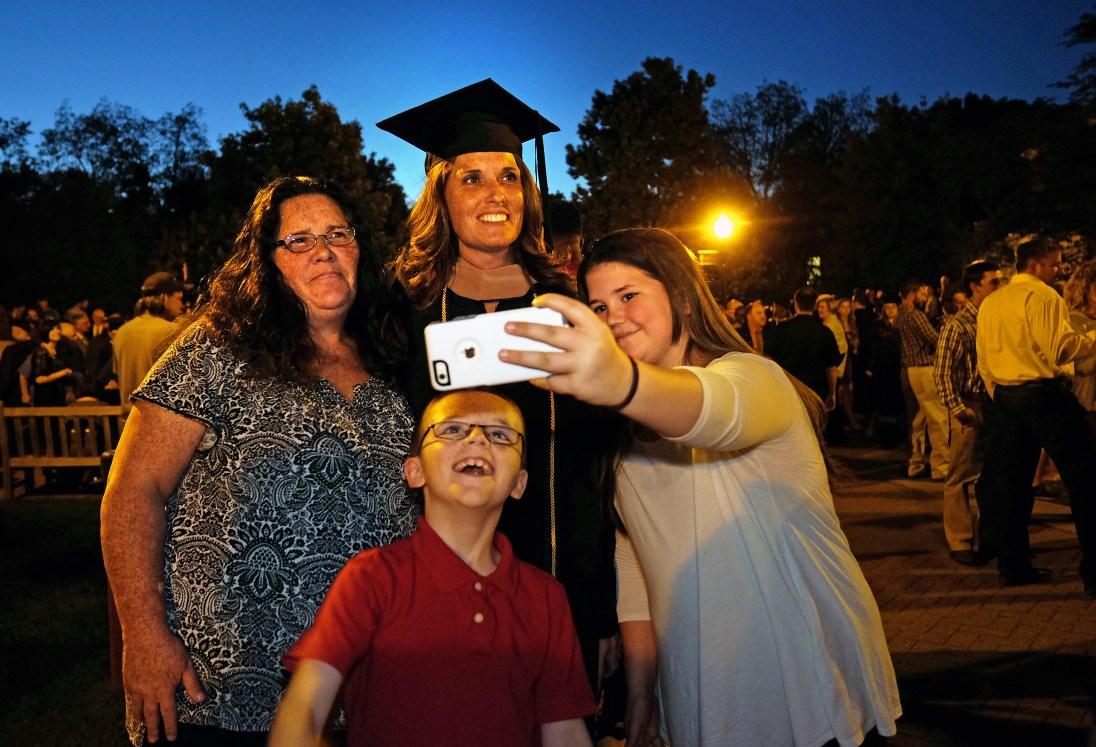 UMW Grad Graduation