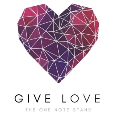 The One Note Stand released its first single, Give Love in celebration of its 10-year anniversary.