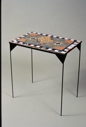 """War Games"" by Diana Faris '92."