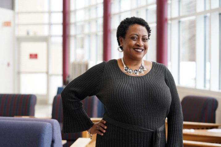 Kimberly Young, executive director, Continuing and Professional Studies at UMW
