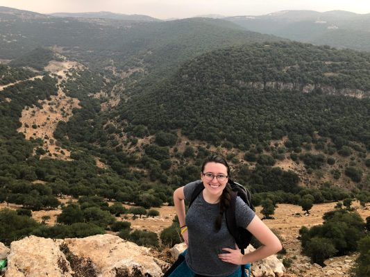 Knowing she was an alternate for the Fulbright scholarship and because of the pandemic, Rothwell was surprised to hear she was needed to teach in Uzbekistan. In her free time, she's looking forward to hiking, which is her favorite way to explore a new country.