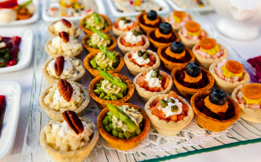 Catering Platters Market Fresh