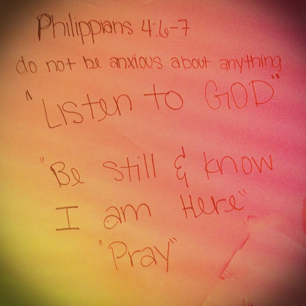 God Speaks through Facebook » UM Youth Leaders