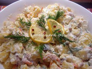 Kartoffel-Matjes-Salat -