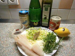 Französische Fischsuppe (Bouillabaisse)