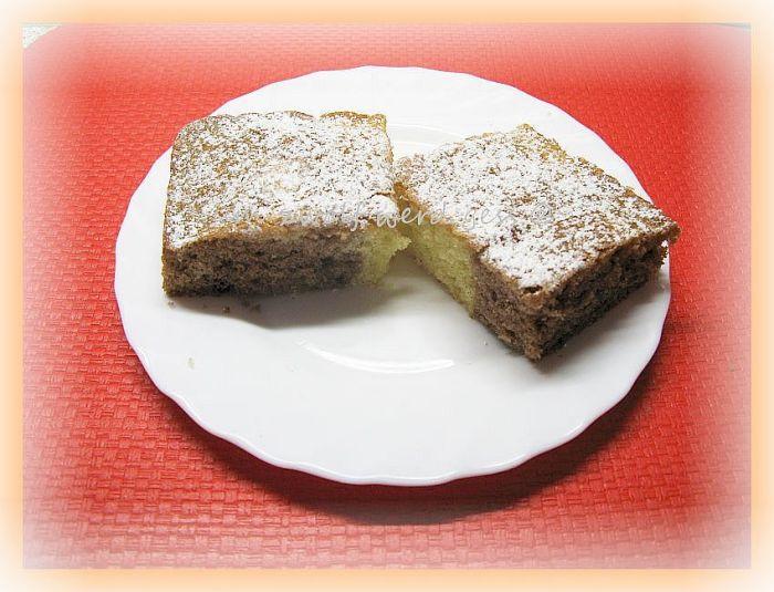 Schwarz Weiss Kuchen Vom Blech Um Zwoelf Werd Gess Mein