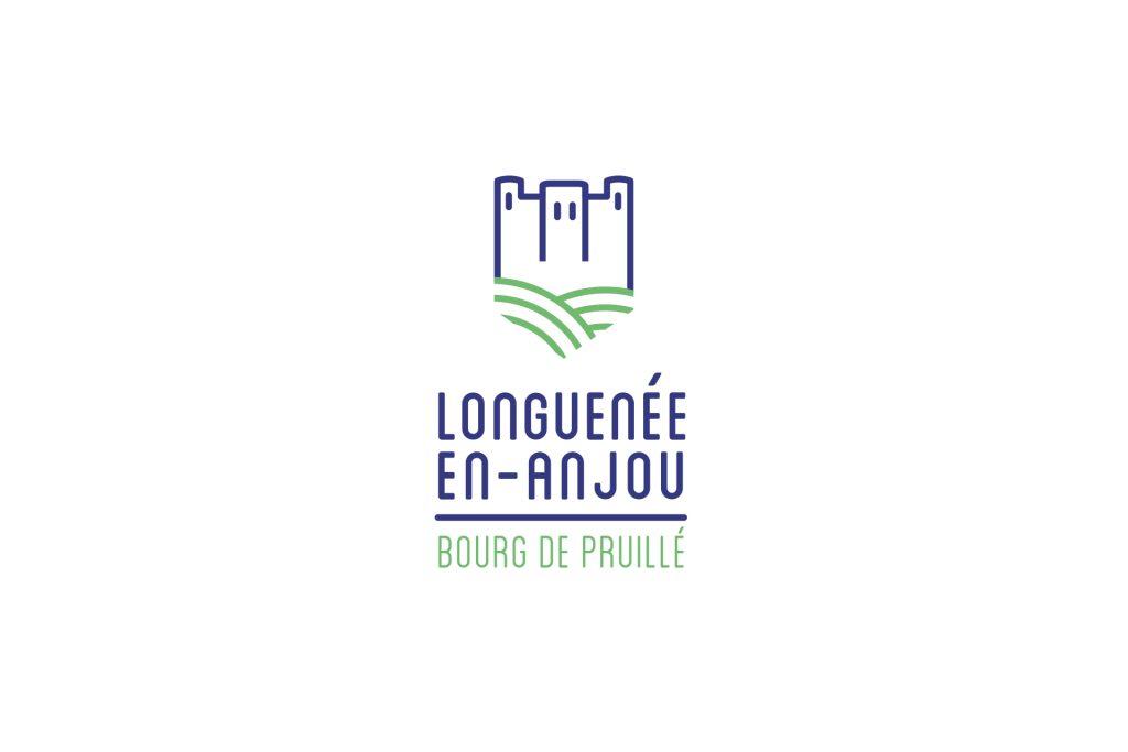 Logo Commune Longuene En Anjou Commune Nouvelle