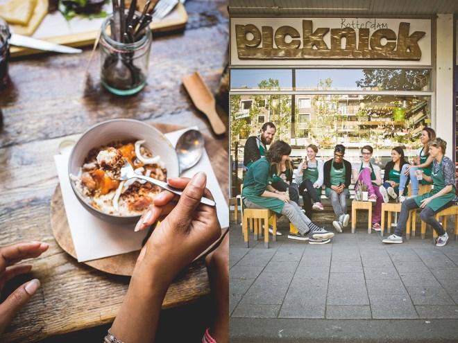 Picknick, Rotterdam