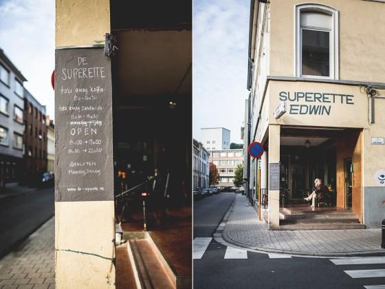 Superette, Gent by un-fold-ed.com