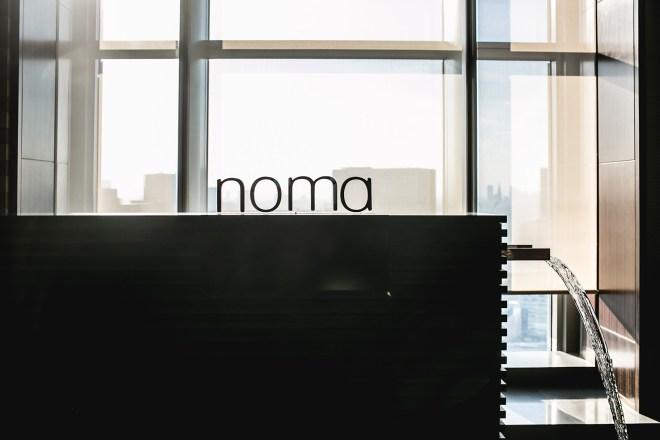 Noma, pop-up Tokyo, Japan | un-fold-ed.com