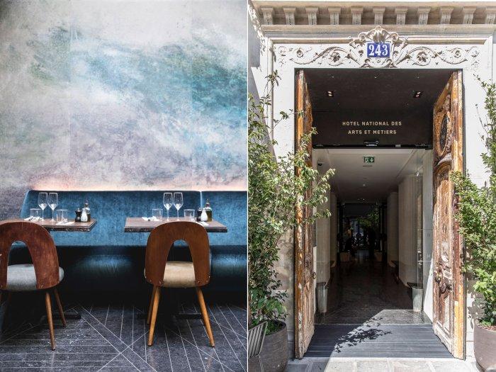 Hotel National Arts et Metiers, Paris © Sophia van den Hoek, www.un-fold-ed.com