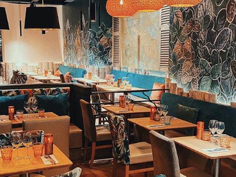 Restaurant Iséo Bistrot de la Mer La Rochelle